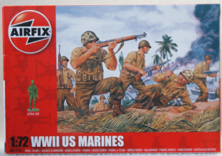 Airfix 1/72 AX01716 US Marines (WW2)